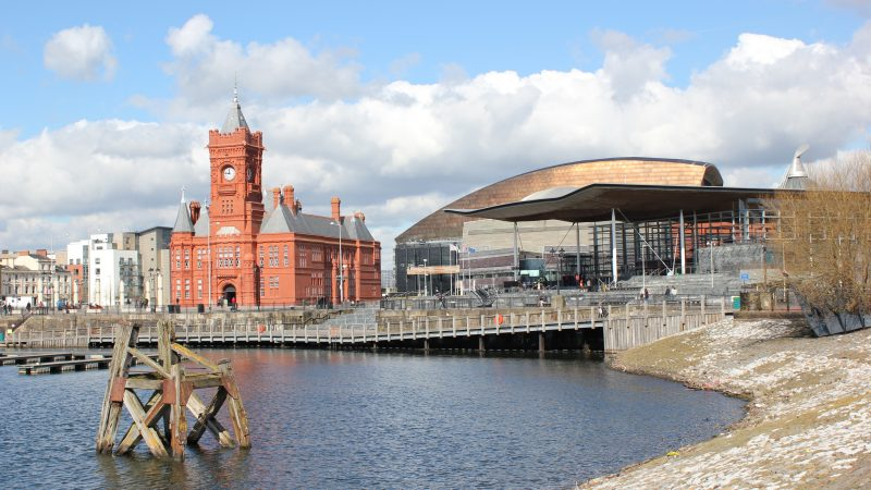 Top five things to do in Cardiff